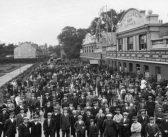 Belgian commemoration in East Twickenham