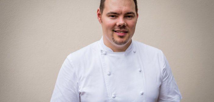 Sean Burbidge of Richmond's new Ivy Cafe answers 6 random questions…