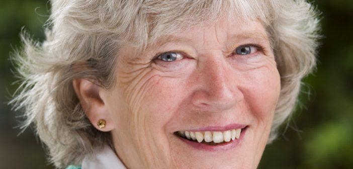Valerie McBride Munro, gardening writer for Living In Magazines