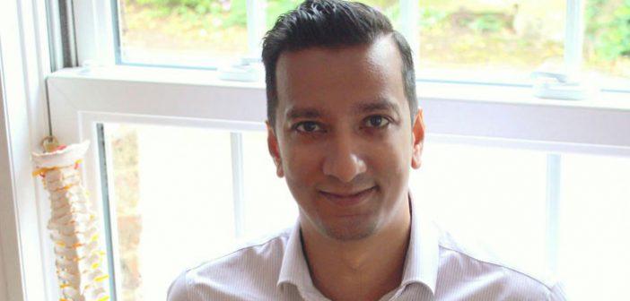Dr Sanvir Maharaj - Healing Hands Chiropractic clinic in Richmond