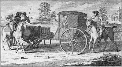 History of local highwaymen in Living In Magazines