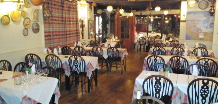 Orpheus Taverna in East Twickenham restaurant review in Living In Magazines