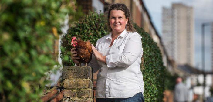 A Day In The Life Of--- Hen Corner in Living In Richmond, Kew & East Twickenham magazine