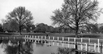Kew pond needs volunteers in Living In Magazines article