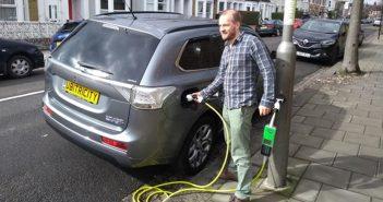 Charging plugs in Putney in Living In Barnes, East Sheen & West Putney magazine