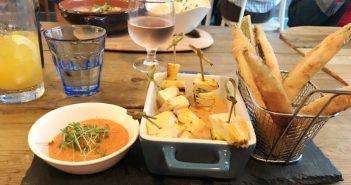 Vegetarian restaurant restaurant in Living In Barnes, East Sheen & West Putney magazine