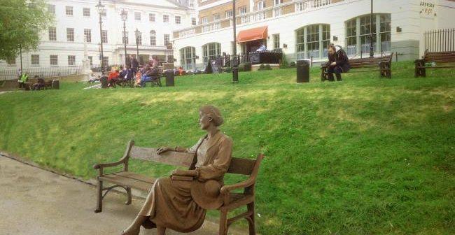 Virginia Woolf in Living In Richmond, Kew & East Twickenham magazine