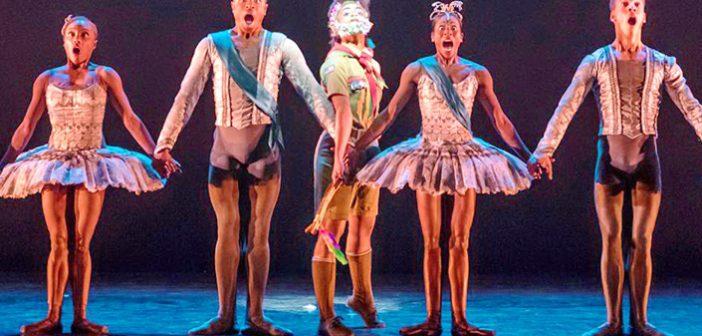 Ballet Black: 30 Oct