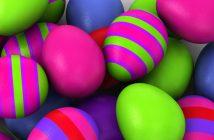 Easter activities in Living In Magazines